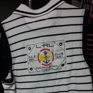 Ralph Lauren sleeveless polo